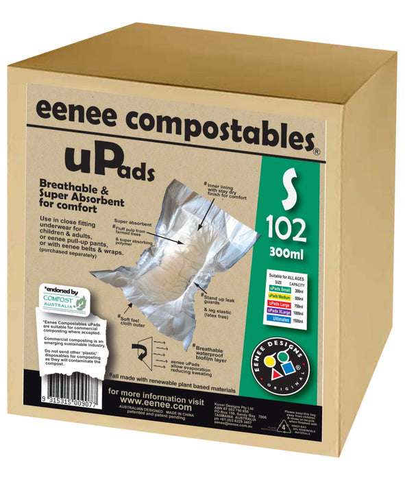 Eenee Compostables Nappies