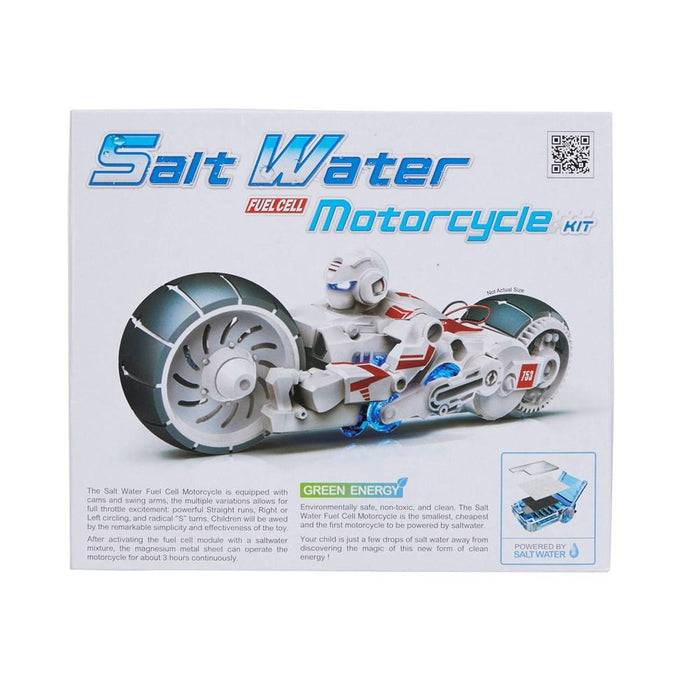 Johnco Saltwater Motorcycle