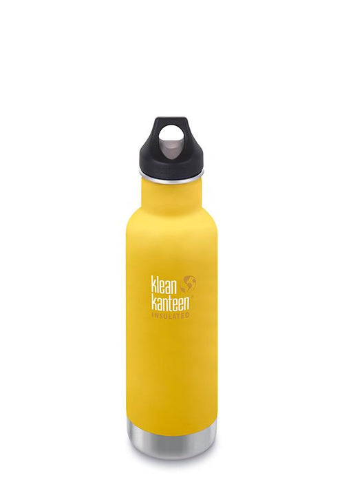 Klean Kanteen Insulated Bottle 20oz 590ml