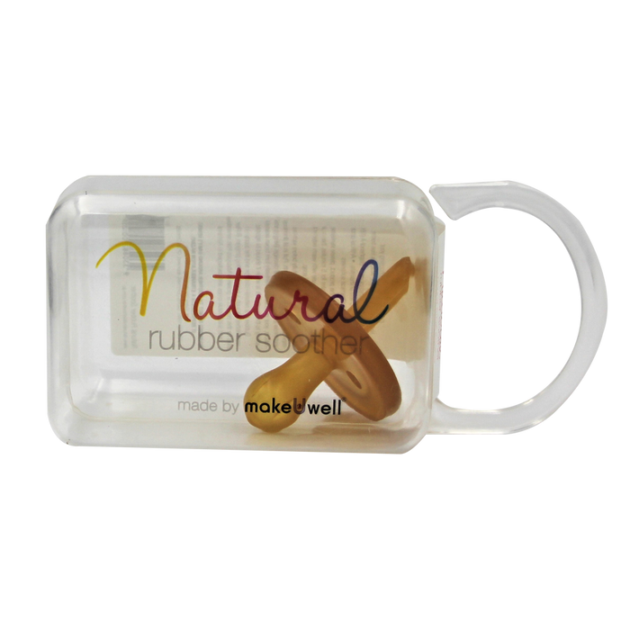 Natrual Rubber Soother
