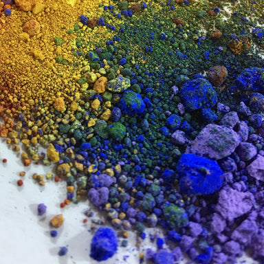 Bio Paints Natural Pigments