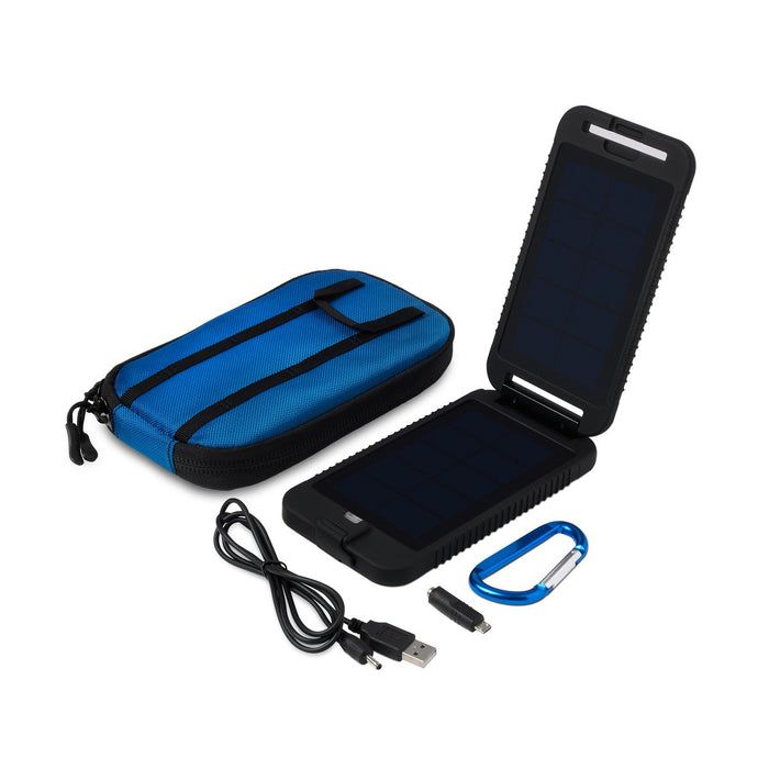 Powertraveller Solar Adventurer Portable Solar Battery Bank