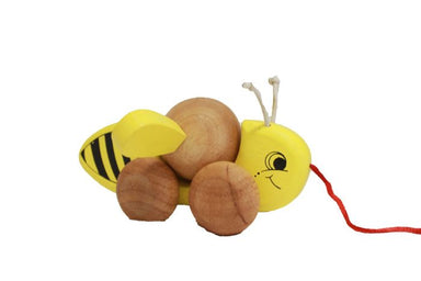 QToys Bee Pull Toys
