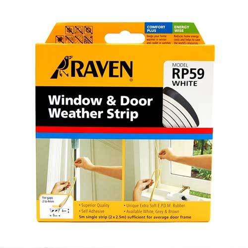 Raven Seal Window 5M RP59