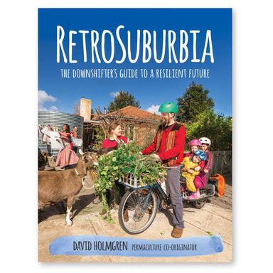 RetroSuburbia Book