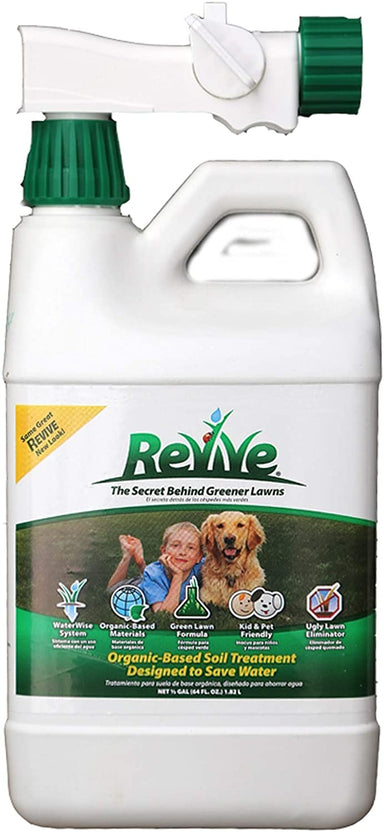 Revive Ready-to-Spray Soil Builder, 1.9L