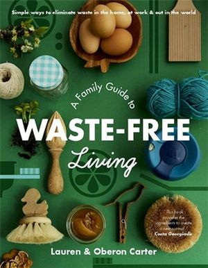 Waste-Free Living Book