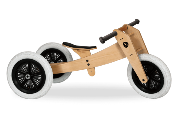 Wishbone Designs Balance Bike 3in1