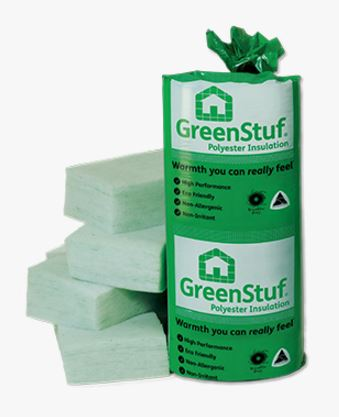 Autex Greenstuf Insulation Pads