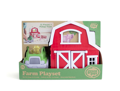 Green Toys Farm Play Set