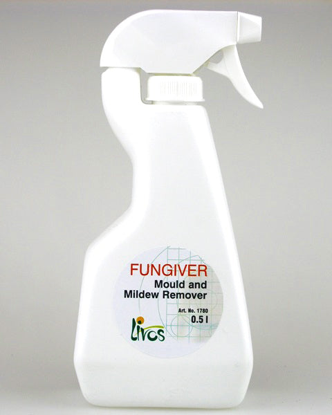 Livos Fungiver Mould & Mildew Remover - 500mL