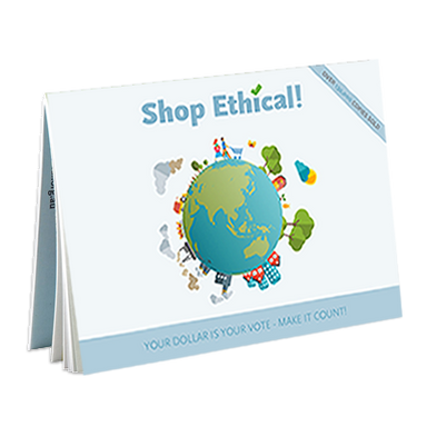 Shop Ethical Booklet