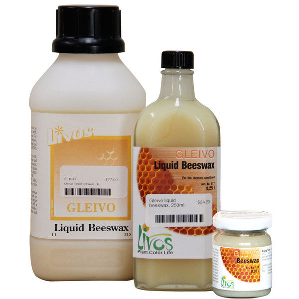 Gleivo Liquid Beeswax with different sizes