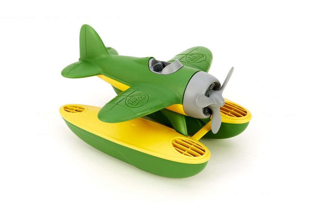Green Toy Seaplane- Green Wings