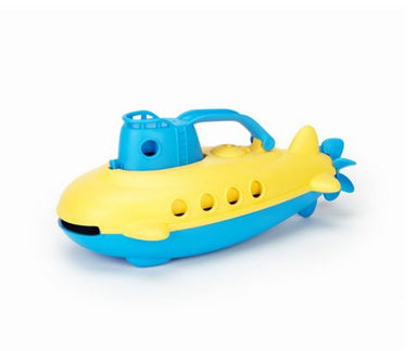 Green Toys Submarine- Blue Handle