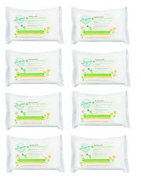 Ecoriginals Travel Wipes