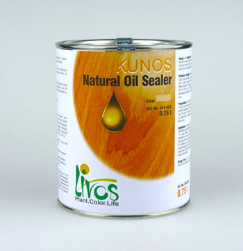 Livos Kunos Oil Sealer
