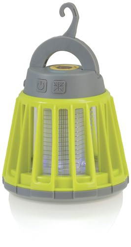 Mosquito Zapper and LED Lantern