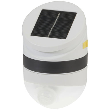 Solar LED Sensor Light with Magnetic Mount