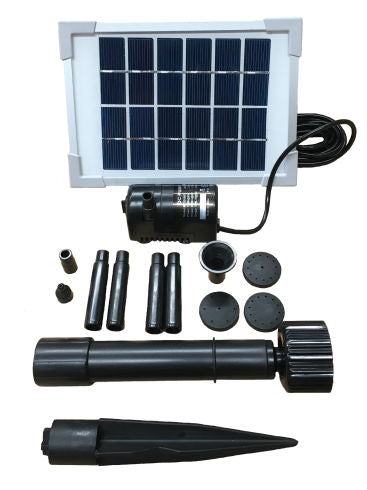 Aquagarden SolarFree 200 Solar Pump