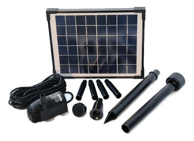 Aquagarden SolarFree Pump- complete set