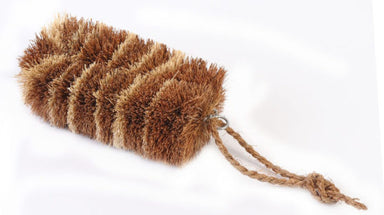 Eco Max Large Coconut Tiger Fibre Vegie Brush