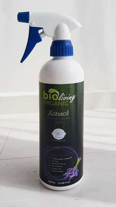 Bio Living Organic Window Cleaner 500ml