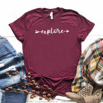 Explore Arrow Shirt