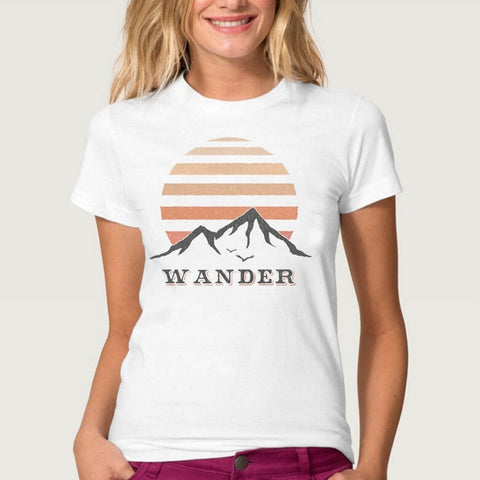 Wander Sunset Shirt T-shirt