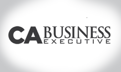 Tonica on CA Business Executive Magazine