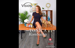 TONICA Kombucha 2018 BEST OF CANADA - Vision Magazine