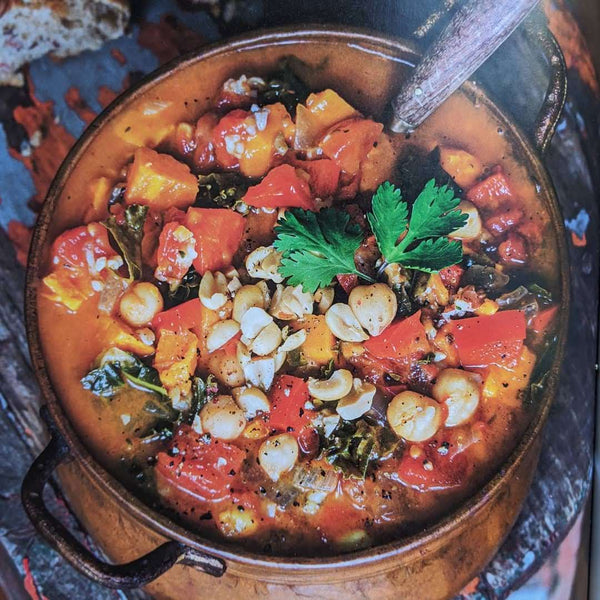 One of Our Favourite Vegan Recipes: Soul-Soothing African Peanut Stew by Oh She Glows (Angela Liddon)