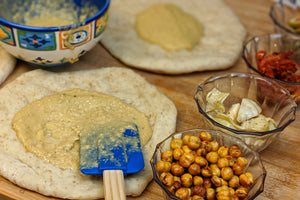Instant Hummus | TEST KITCHEN | Classic: Lemon & Garlic - localpulse