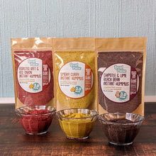 Load image into Gallery viewer, INSTANT HUMMUS BIG TRIO - All 3 Flavours of Instant Hummus (SAVE 10%) - Local Pulse