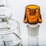 18mm Male Death Vader Bong Bowl  Bong Accessories   Free Shipping
