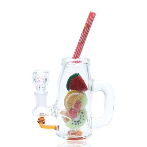 Empire Glassworks - Mini Rig - Watermelon Detox