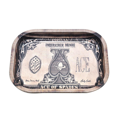 Ace of Spades Rolling Tray  Best Rolling Trays For Sale  PB