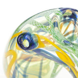Dichroic Large Bubbler | Bubbler Hand Pipes For Sale | Puffing Bird
