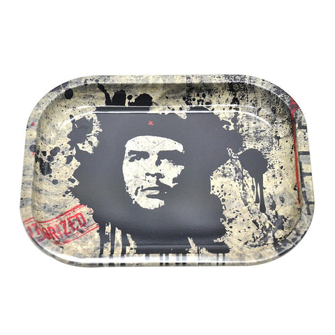 Che Guevara Rolling Tray  Best Rolling Trays For Sale  Free Shipping