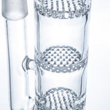 Cool Honeycomb Perc Bong - Glass Water Pipes For Sale - Puffing Bird - Online Headshop - Free Shipping
