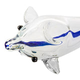 Dolphin Glass Hand Pipe  WeedHerb Bowls For Sale  Free Shipping