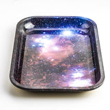 Galaxy Rolling Tray  Best Rolling Trays For Sale  Free Shipping