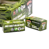 Hornet 5m Hempleaf Natural Rolling Paper | For Sale | Free Shipping
