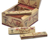 Hornet Kingsize Brown Unrefined Rolling Paper For Sale | Free Shipping