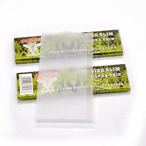 Hornet Ultra Thin Kingsize Temp Rolling Paper For Sale | Free Shipping