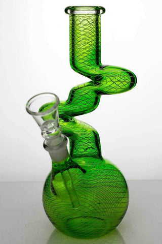 "8"" kink zong water pipe"