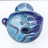 Heady Pattern Glass Pipe | Weed Smoking Pipes For Sale | Puffing Bird