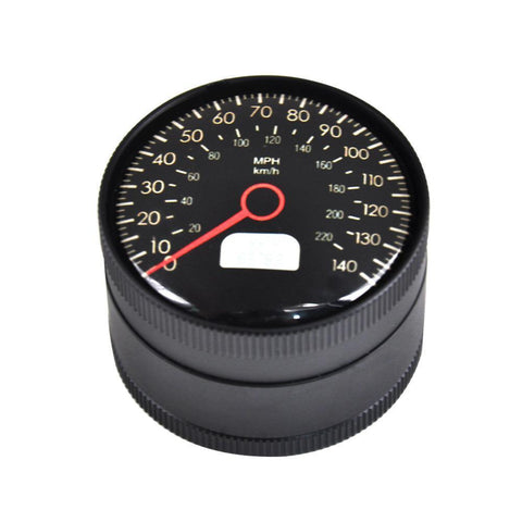 Odometer Novelty Herb Grinder 3 Layer 50Mm