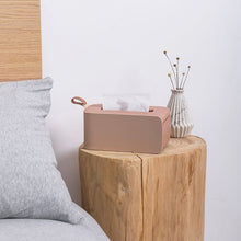Load image into Gallery viewer, pink tissue box holder for minimalist home