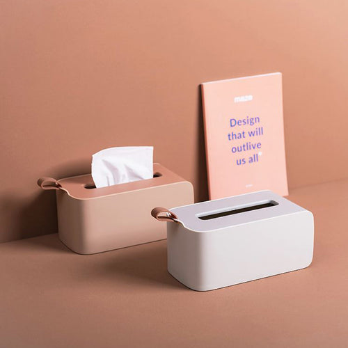 Été Tissue Holder Box in 2 colours
